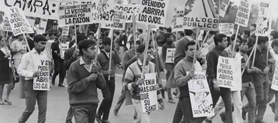 UNAM pondrá en línea archivos de movimiento estudiantil de 1968