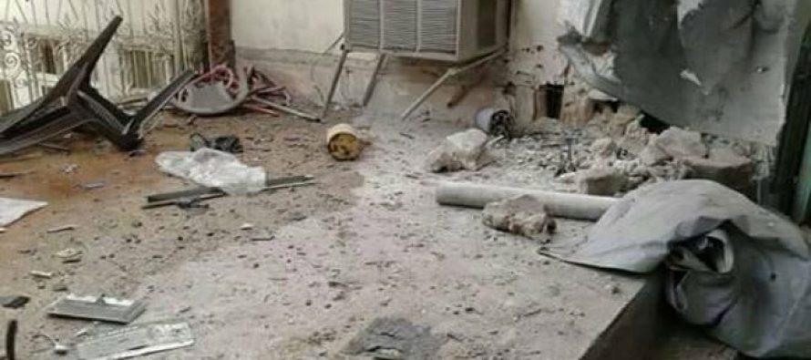 Nuevos ataques terroristas con mortero contra Damasco