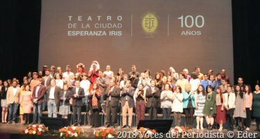 2018, año de celebraciones escénicas para el Sistema de Teatros CDMX