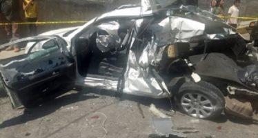 Suman tres los muertos por accidente en Valle de Bravo