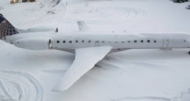 Aeroméxico cancela vuelos hacia Nueva York por tormenta de nieve
