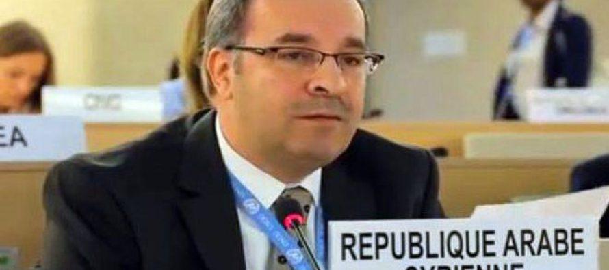 Agresión tripartita contra Siria, desaprecio al derecho internacional