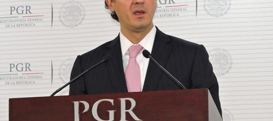 Rechaza PGR acusaciones de partidos ante la OEA