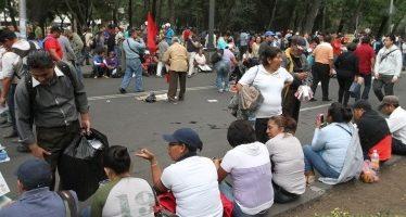 Alertan manifestaciones previstas para este lunes en la CDMX