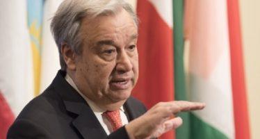 El mundo está llegando a tensión similar a la Guerra Fría: ONU