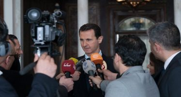 Occidente usa supuestos ataques químicos para agredir a Siria