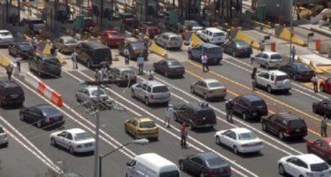 Carretera a Cuernavaca, la que registra más salidas de automovilistas