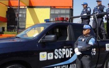 Caen hombres por robo calificado en pandilla en Xochimilco