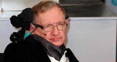 Científicos, políticos y actores despiden a Stephen Hawking