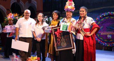 """Coronan a """"Flor de Clavel"""" como La Flor más Bella del Ejido 2018"""