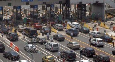 Cortes reversibles en la México-Cuernavaca por aforo vehicular