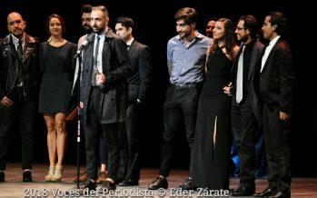 """""""Noche de Reyes"""" y """"Urinetown"""" se llevan la noche de la 23° entrega de Premios ACPT"""