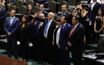 David Colmenares Páramo, nuevo auditor superior de la Federación