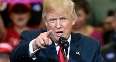"""""""No podemos ser el país estúpido"""": Trump"""