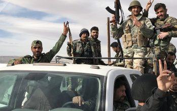 El Ejército sirio libera todas las ciudades de Guta Oriental