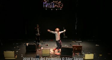 """El Maletazzo"" llega al Teatro La Capilla"