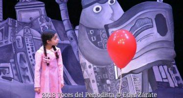 """Una historia de imaginación y amistad entre """"Emilia y su globo rojo"""""""