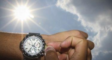 Este domingo inició horario de verano en franja fronteriza del país