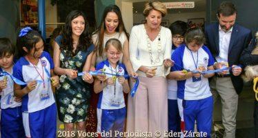 """Inauguran exhibición """"Uno Menos en la Calle"""" en Papalote Museo del Niño"""