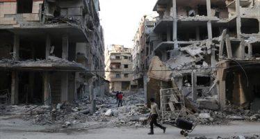 Rusia: EE.UU. y otros países buscan la desintegración de Siria