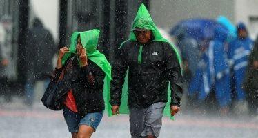 Habrá lluvias fuertes y caída de granizo en la Ciudad de México