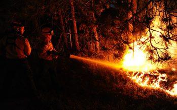 Nuevo León recibe apoyo de la Sedena para combatir incendios