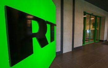 Sacan del aire la señal de RT, en la ciudad de Washington