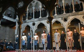 """""""La Pasión"""", nuevo espectáculo dancístico del coreógrafo y director, Rodrigo González"""