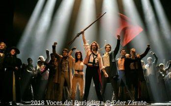 """""""Les Misérables"""" el estreno del año llega al Teatro Telcel"""