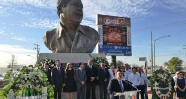 Luis Donaldo Colosio es recordado en Sonora a 24 años de su muerte