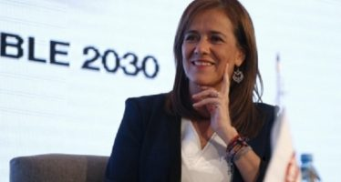 México debe ser un líder global en uso de energías renovables: Zavala