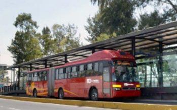 Metrobús modificará servicio por marcha LGBT+