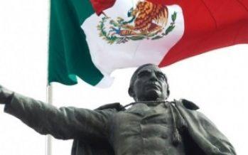 Enrique Peña Nieto conmemora el natalicio de Benito Juárez