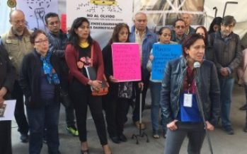 Piden afectados usar fondos públicos para inmuebles perdidos