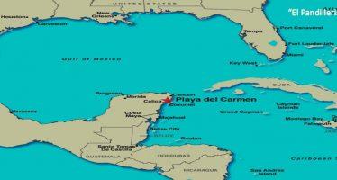PGR investiga explosión en Playa del Carmen