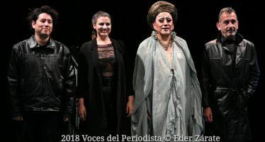 """Termina temporada """"Prometeo y la elección"""" en el Foro de las Artes del CENART"""
