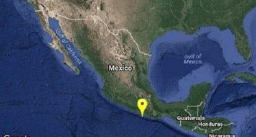 Nuevo sismo en Pinotepa Nacional; es de magnitud 5.5