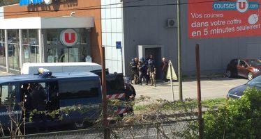 Heridos tras una toma de rehenes en Francia