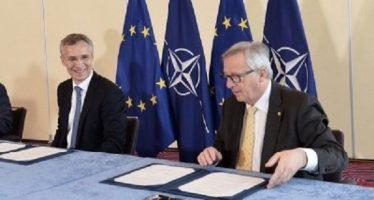 Proponen abrir la Unión Europea a las tropas de la OTAN