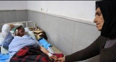 Agresión turca deja a 6 civiles muertos y otros 27 heridos en Afrin