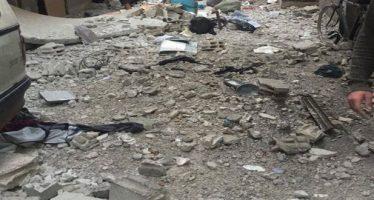 Mártires en ataques terroristas con morteros