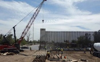 Trump afirma que EE.UU. ya invirtió 3.200 millones de dólares en el muro fronterizo con México