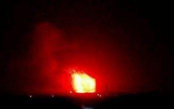 Nueva agresión con misiles en Hama y Alepo