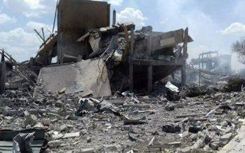 Rusia propone a EE.UU. financiar juntos la reconstrucción de Siria