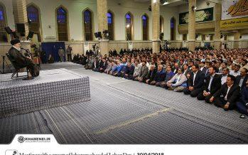 """Líder supremo iraní: """"Se acabó el tiempo de atacarnos y de huir"""""""