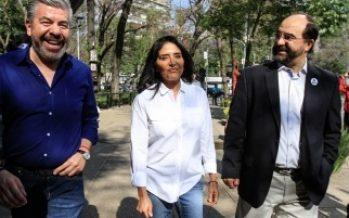 Alejandra Barrales defenderá los logros de la Ciudad de México
