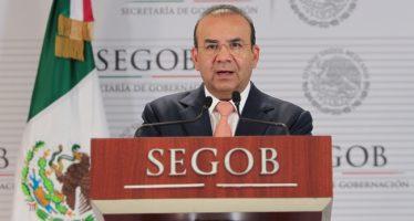 Corral miente sobre actuación de Poder Judicial: Segob