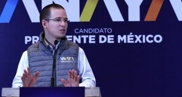 Anaya augura su triunfo en el primer debate y el próximo 1 de julio