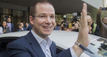 Anaya estará en Puebla y Veracruz con candidatos a gubernaturas