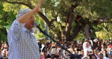 Aplaude López Obrador luz verde de diputados para eliminar fuero